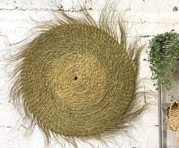 שטיח קיר עשב ים