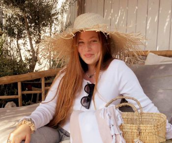 כובע רפיה