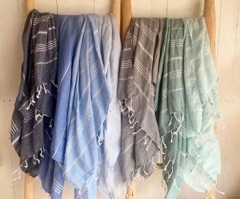 מגבת חוף בייסיק
