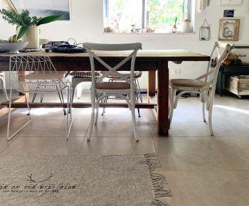 שטיח סטונווש קרניים