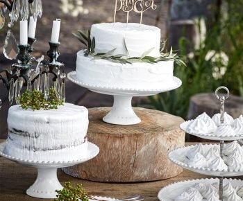 מגש עוגה Pearl