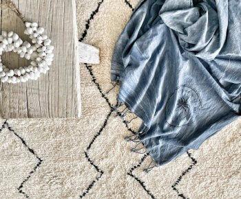 מגבת חוף ענקית סטונווש חול